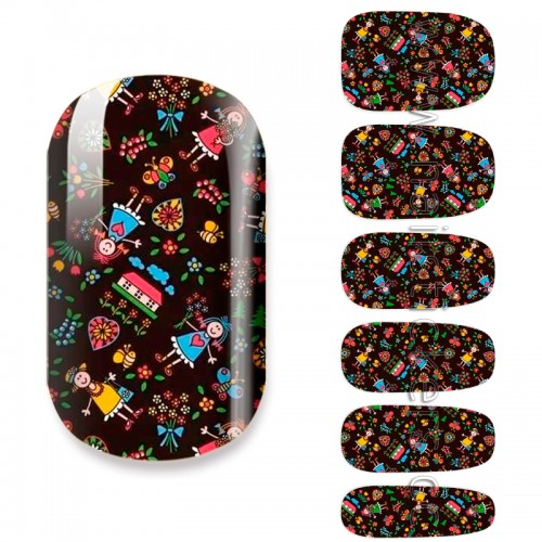 NAIL ART IDEAS FOR TEENAGERS